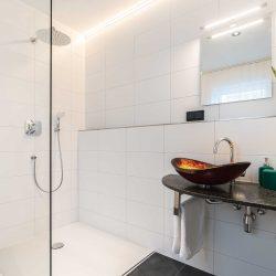 Prim Loge Badezimmer