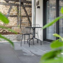 Hotel Prim Loge Terrasse