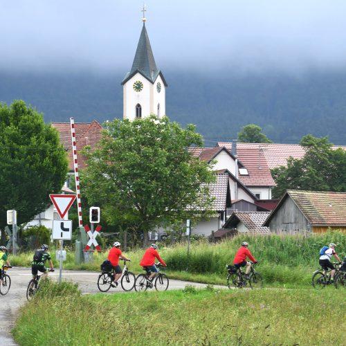 Fahrradtour in Balgheim