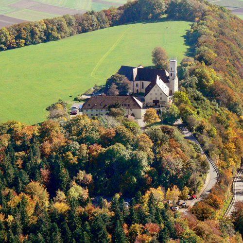 Kloster Dreifaltigkeitsberg bei Spaichingen